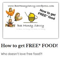 free food